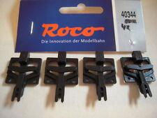 Roco H0 40344 Kurzkupplung Kinematik 4x für längere Wagen Ersatzteil KKK