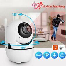 1080P HD WIFI IP Kamera Überwachungskamera Webcam Wlan Funk Innen IR Nachtsicht