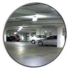 "#1 Industrial Rated 36"" Acrylic Indoor/Outdoor Convex Mirror Z Mounting Bracket"