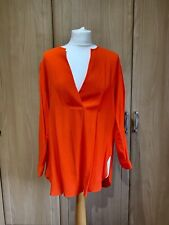Ladies Zara Blouse Size Large New With Tags