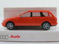 Rietze/Audi Audi A4 Avant (1996-1999) in altorange 1:87/H0 NEU/OVP
