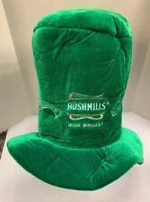 Guinness Stout Green Top Hat Baileys Irish Cream Bushmills Whiskey Men OSFM