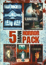 5 MOVIE HORROR PACK (VALUE MOVIE COLLECTION) (DVD)