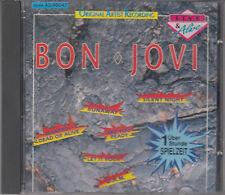 Bon Jovi: Live USA German Unofficial Release CD FASTPOST