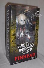 Ldd living dead dolls Presents * Pinhead * sealed box hellraiser Iii