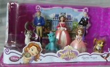 SOFIA THE FIRST famille roi clover dragon animaux playset DISNEY lot 7 figurine