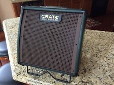 Crate CA15 Cimarron 1x8 15W Acoustic Combo Amp MINT CONDITION