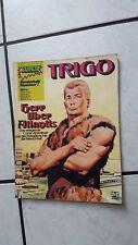 Trigo (später auch Trigan genannt) Comic Album von Möwig band 7