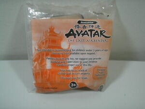 Burger King Avatar The Last Airbender Toph Beifong With Exclusive Trading Card