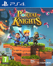 Portal Knights PS4 Playstation 4 IT IMPORT 505 GAMES