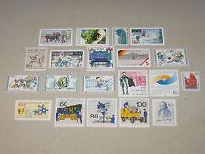 Briefmarken Berlin postfrisch 1990 Max und Moritz Sport Drehorgel ungestempelt