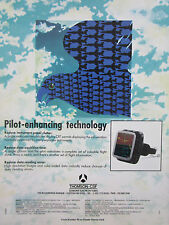 5/1980 PUB THOMSON CSF DUMONT ELECTRON TUBES ORIGINAL HEAD-DOWN DISPLAY CRT AD