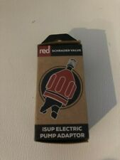 Red Paddle Co SUP Schrader Valve Adaptor Electric paddle board pump