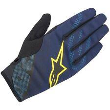 Alpinestars Deep Blue-acid Yellow 2017 Stratus MTB Gloves S