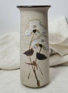 Studio Pottery Vase Boho Natural