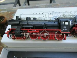 Märklin 55938 1 Gauge  Steam Locomotive Br 38 P8 w / Sound