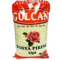 Gülcan Tosya Reis Rundkornreis Risotto - Tosya Pirinc 5 Kg