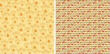 25 Sheets Scrapbook Paper Sandcastles Reminisce LMC001 Double Sided