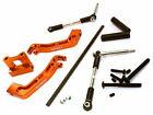 Integy Aluminum Front Sway Bar Anti-Roll Stabilizer Set for Traxxas X-Maxx 4X4