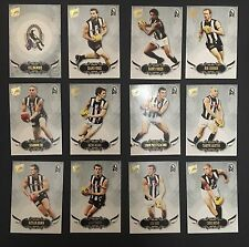 2009 Select Pinnacle (Series 2) AFL Football Cards Team Set - Collingwood