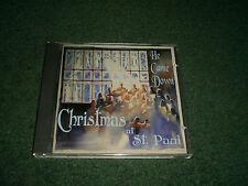 He Came Down Christmas At St. Paul Catholic Church Tampa FL~1997 Choir~FAST SHIP
