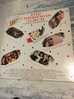 Now That's What I Call Music - THE CHRISTMAS ALBUM - LP 1985 Vinyl Record NOX1