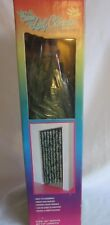 SWEET LEAF CURTAIN   new in original box (BH)