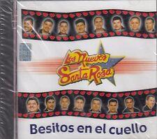 Los Nuevos Santa Rosa Besitos En El Cuello CD New Sealed