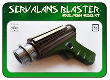 More details for blake's 7 servalan's blaster replica model kit sci-fi science fiction cos play