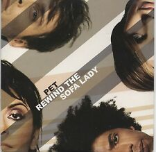 PET -Rewind The Sofa Lady- 11 track Promo CD