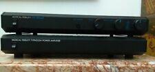 Musical Fidelity Typhoon Preamp & Power amp completo di cavi xlr di qualità