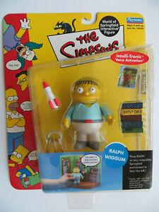 Playmates Toys The Simpsons Series 4 Ralph Wiggum Action Figure