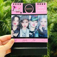 Kpop BLACKPINK Lovesick The Album 2021 Calendar Photo Picture Lisa Rose Jisoo