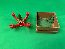 alter Kerzenständer aus Holz, Spielzeug, Deko (G)13267