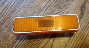 72-76 Dodge Plymouth Truck Parking Side Marker Light used Amber Original