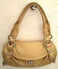 AUTHENTIQUE sac à main TOSCA BLU  cuir TBEG bag /