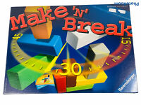 🔥 Make 'n' Break Party Building Family Game • Ravensburger • New • Sealed