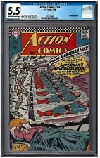 ACTION COMICS #344 CGC 5.5 (12/66) DC comics