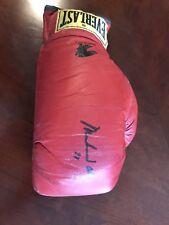 Muhammad Ali Hand-Signed Everlast Boxing Glove , Everlast size 12