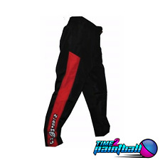 GI Sportz / Empire Super Lite GRIND Paintball Pants - Red Black - Large (34-36)