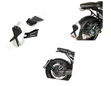 BT1104-SC BARRACUDA LICENSE PLATE HOLDER SIDE CLASSIC APPROVED for BMW R NINE T