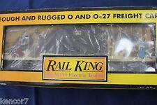 1998 Rail King by MTH #30-7426 Holiday Box Car L2957