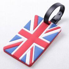 Etiquette bagages /étiquette valise'' Drapeau anglais Union Jack ''
