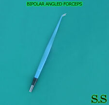 Reusable Bipolar Angled Forceps 775 Electrosurgical Instruments El 004