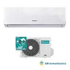 Climatizzatore Condizionatore Inverter Hisense Comfort 9000 Btu A++ Garanzia 5