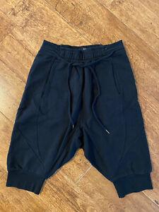 Zara Mens Harem Shorts Size S