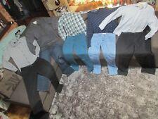 Bulk lot mens sz 34 short/Medium winter clothes Element/Esprit/Stray/CountryRoad