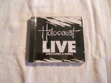 "Holocaust ""Live (Hot curry & wine)"" 2000 cd Edgy Records UK"