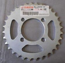 Genuine Yamaha YFA1 YFM125 Rear Sprocket 3FA-25432-20 Kettenrad Corona