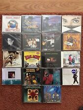 Michael Jackson CD Lot (18) - New and New Condition - Some Rare CD's